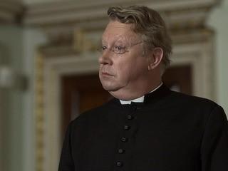 "Отец Браун. Анонс. ""Кэмблфордский боггарт"". ""Приют разврата"""