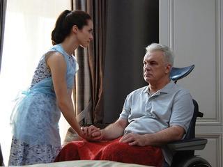 "Кадр из фильма ""Дом на краю леса"""