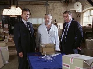 """Чисто английское убийство. Анонс. """"Королевский хрусталь"""""""