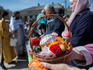 Сколько яиц и куличей можно съесть на Пасху: Новости: ТВ Центр
