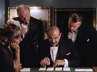 """Пуаро Агаты Кристи. Анонс. """"Карты на стол"""""""
