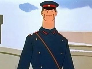 "Мультфильм. Анонс. ""Дядя Стёпа – милиционер"""