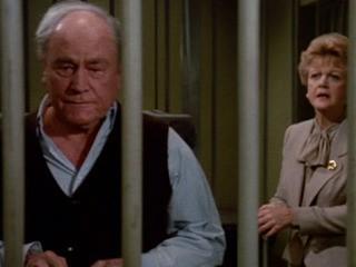 """Она написала убийство. Анонс. """"Джессика Флетчер в роли арестанта. """"Небольшая работа в ночь"""""""