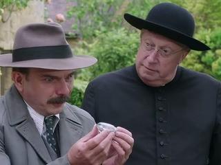 """Отец Браун. Анонс. """"Каверзы Иеффая"""". """"Весы правосудия"""""""