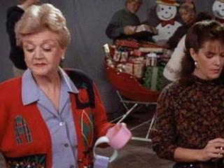 """Она написала убийство. Анонс. """"Классическое убийство"""". """"Рождественский секрет"""""""