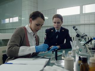"""Кадр из фильма """"Анатомия убийства. Смерть в доспехах"""""""