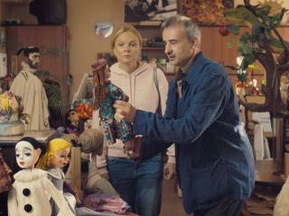 """Кадр из фильма """"Кукольный домик"""""""