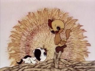 Мультфильм. Петушок и солнышко
