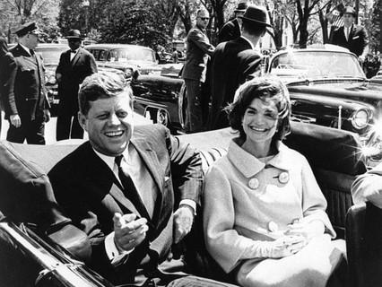 Джек и Джеки. Проклятье Кеннеди