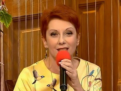 Танцы Андрея Макаревича под песню Оксаны Сташенко