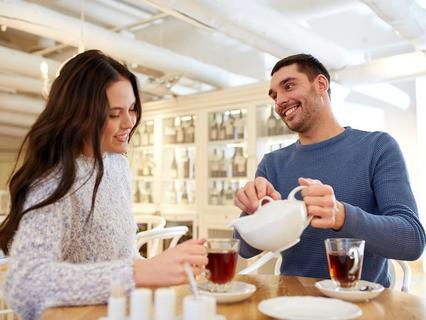 Чай, кофе, потанцуем