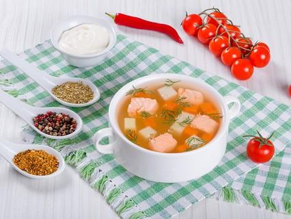 """Рецепты к программе """"Ностальгический обед"""""""