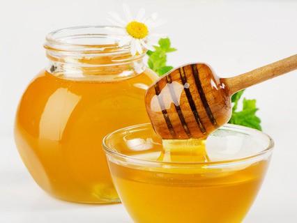 С мёдом и калина – малина!