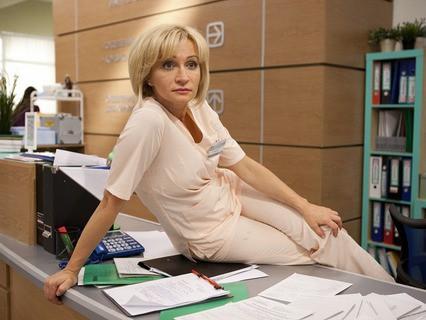 "Анна Якунина: ""Склифосовский"" – начало моей киножизни"""