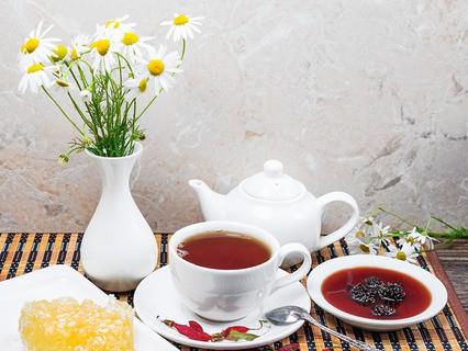 Чайные церемонии по-нашему