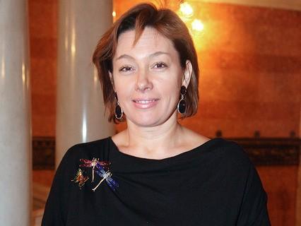 """Арина Шарапова: """"Ведущий политической программы должен выглядеть строго и симпатично"""""""