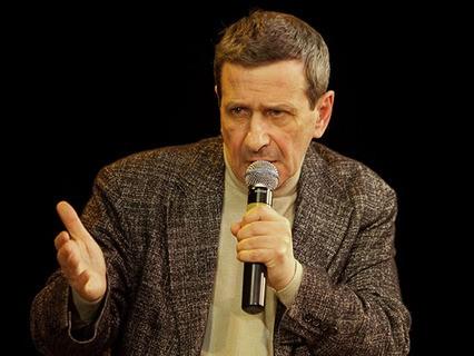 """Борис Смолкин: """"В театр музыкальной комедии я пошёл от безысходности"""""""