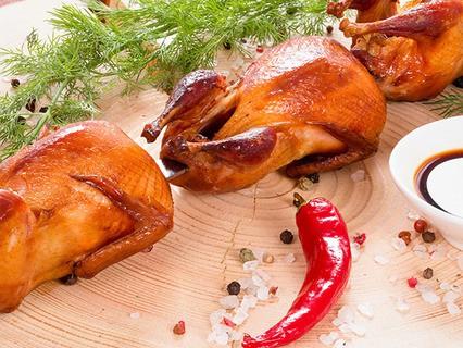 Курица: жареная или гриль?