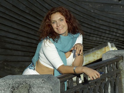 Марина Могилевская. Актриса с небесными глазами