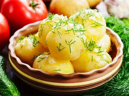 Пойдём копать картошку?
