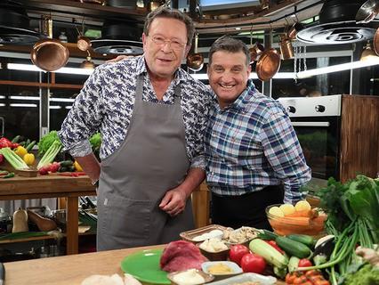 Учимся готовить хашламу с Георгием Мартиросьяном