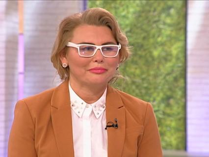 Руководитель Московской клиники подологии, подолог Марина Хрущ