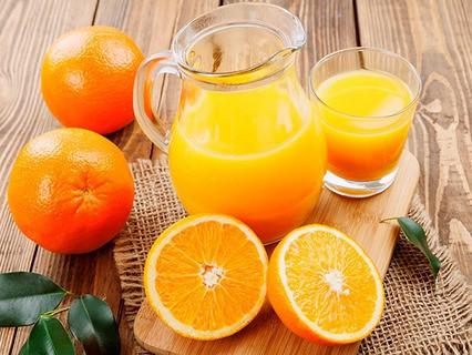 Апельсиновый сок как средство против морщин