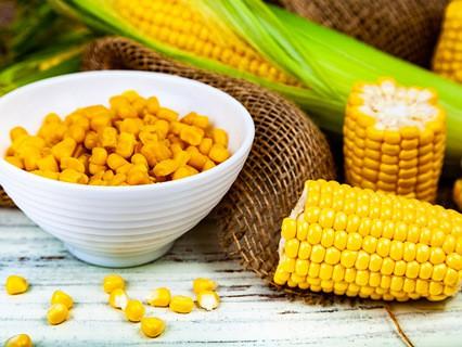 Кукуруза: только польза!
