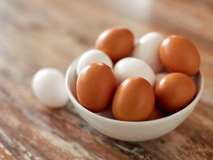 Употребление яиц защищает от стресса