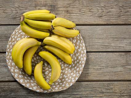 Бананы на страже здоровья